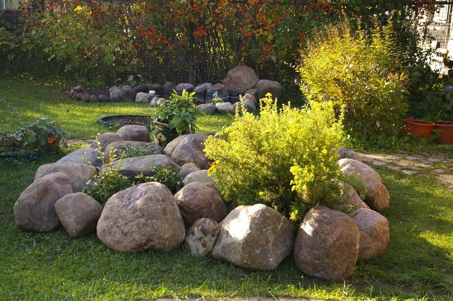 Камни из вереска своими руками 11